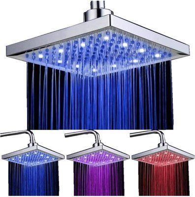 DELIPOP LED Square Shower Head