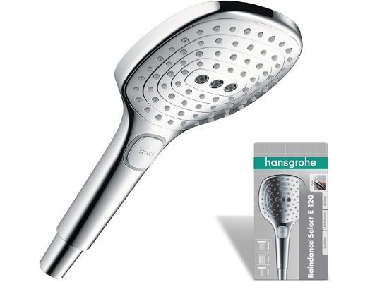 Hansgrohe Raindance hand shower