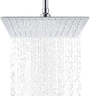Hiendure Stainless Steel Rain Showerhead