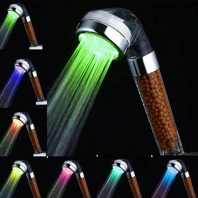 Amison LED Shower Head