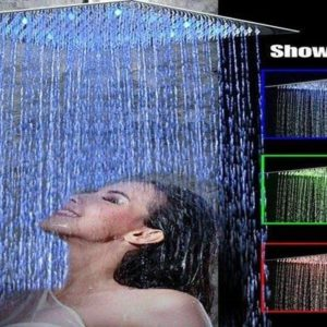Best LED Shower Head Reviews & Guide In UK