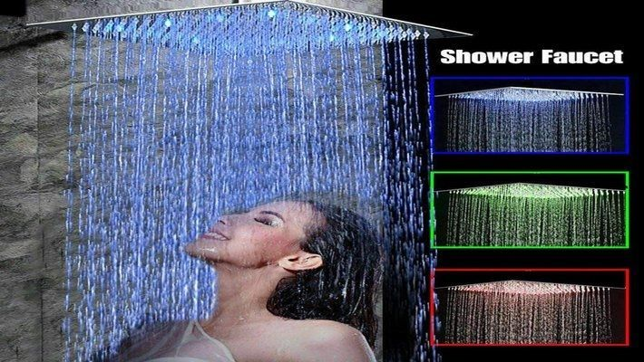 Best LED Shower Head UK (Reviews 2020)