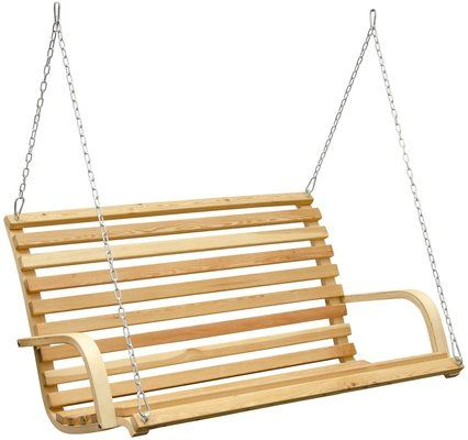 AMANKA Garden Swing Swinging Bench