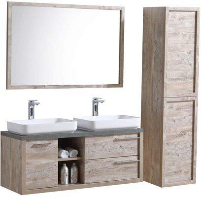 Badplaats B.V. Bathroom Cabinet