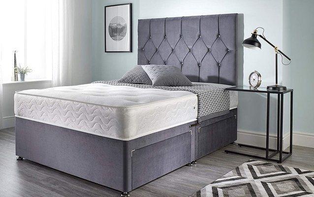 Foam Divan Bed