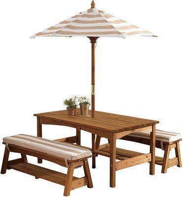 KidKraft Table & Bench Set