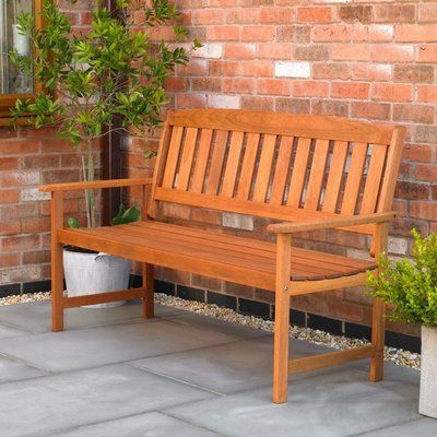 Kingfisher Patio Bench