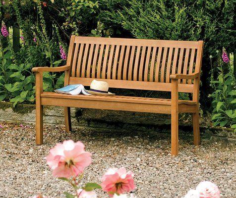 Rowlinson Hardwood Bench