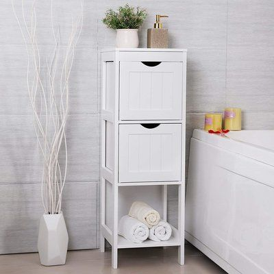 VASAGLE Corner Cabinet