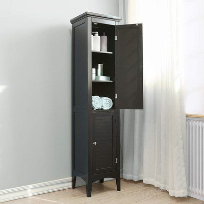 Versanora Wooden Cupboard