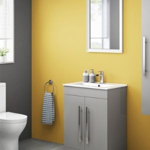 Best Floor Standing Vanity Units With Basin UK (Reviews 2020)