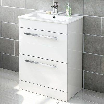 iBathUK Vanity Sink Unit