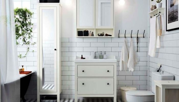 Best Tall Bathroom Cabinet UK