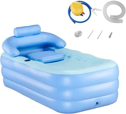 Sfeomi Portable Bathtub
