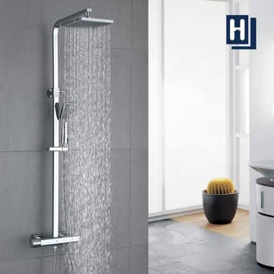 HOMELODY Shower Set