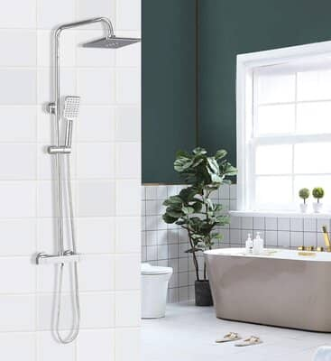 Solepearl Thermostat Shower