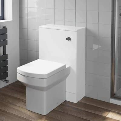 Artis Bathroom Toilet Back to Wall