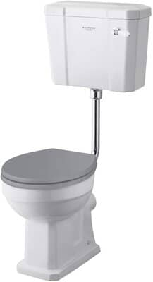 Bayswater Low-Level Toilet WC