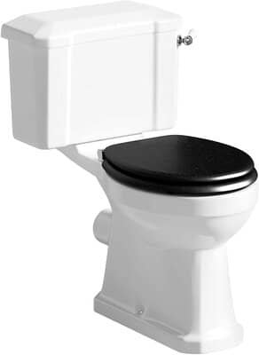 Close Coupled Traditional Toilet