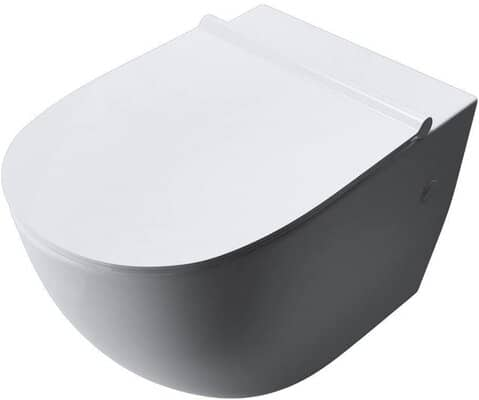 Durovin Bathrooms Wall Hung Toilet