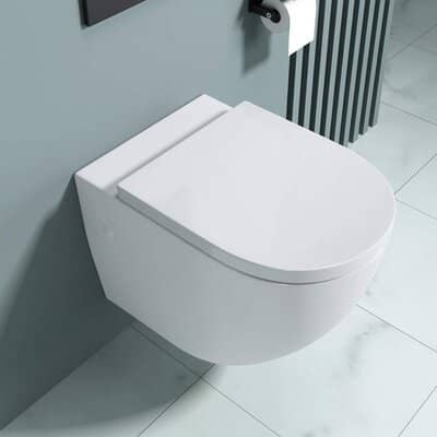 Durovin Wall Hung Toilet