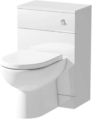 ESSENCE Back to Wall Toilet