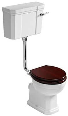 Ideal Standard High & Low-Level WC Pan