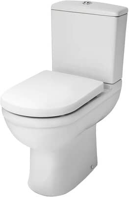 Nuie Cistern WC Toilet