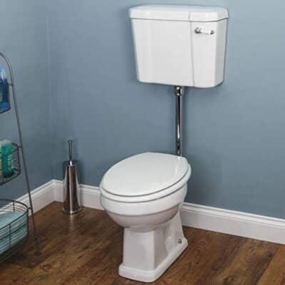 Park Lane Traditional Toilet Pan