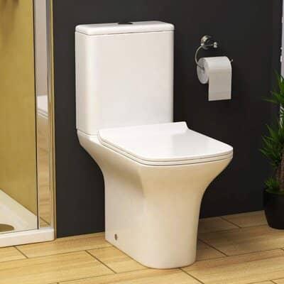 Royal Bathrooms Rimless Toilet