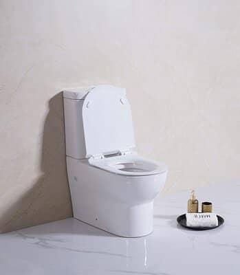 Sorrento Bathroom Back to Wall Toilet