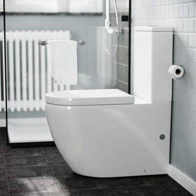 Sorrento Bathrooms Back to Wall Toilet