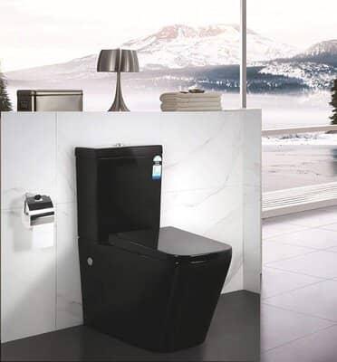 Sorrento Bathrooms Close Coupled Toilet
