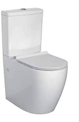 Sorrento Bathrooms Comfort Height Toilet