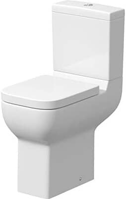 Affine Comfort Height Close Coupled Toilet