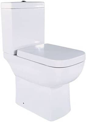 Close Coupled Comfort Height Toilet