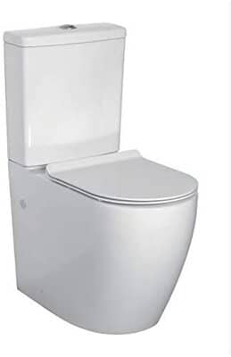 Comfort Height Toilet WC