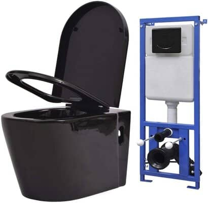 Goliraya Wall Hung Toilet