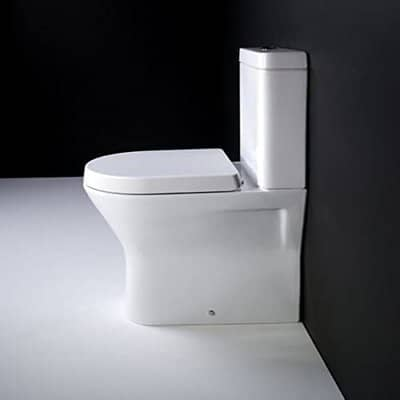 High-Level Close Coupled Toilet