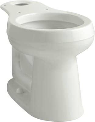 KOHLER 4347-NY Comfort Height Round Toilet