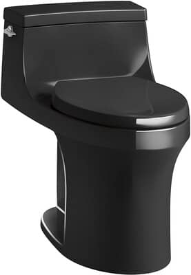 KOHLER K-5172-7 Compact Elongated Toilet