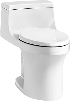KOHLER K-5172-RA-0 Comfort Height Toilet