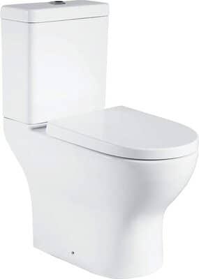 Sorrento Bathrooms Toilet Close Coupled WC